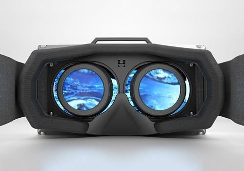 VR頭盔顯示器 就是這五家公司的事了