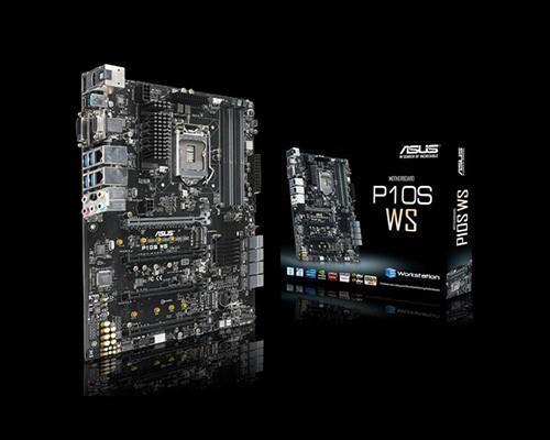 華碩推出全新P10S WS、P10S-M WS系列伺服器主機板