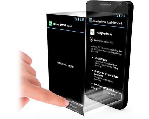 只想偷偷的看個三級片,你的手機可能就被勒索了