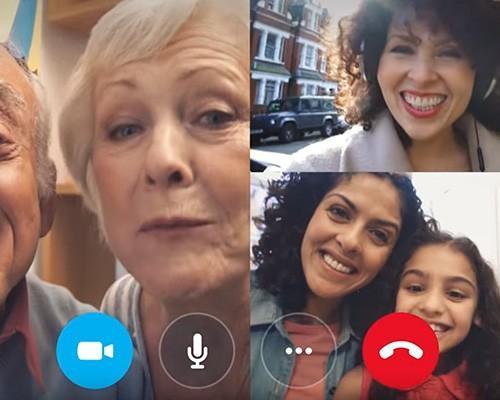 Skype 用戶可透過行動裝置進行「群組視訊聊天」了