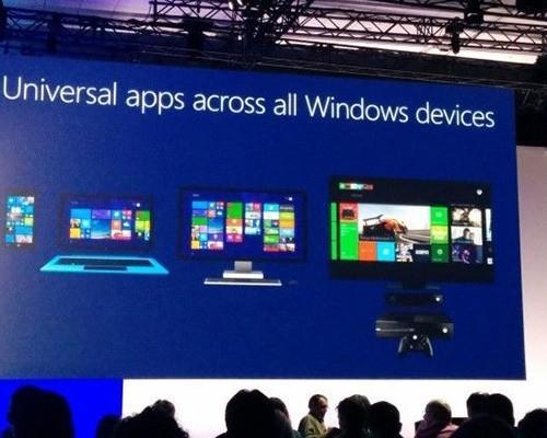 遊樂器變PC:Xbox One 未來可能運行 Win 10 App