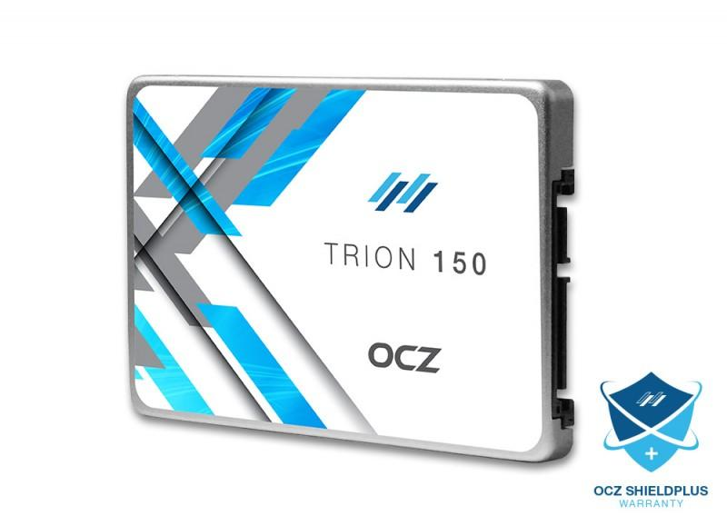 Toshiba OCZ Trion 150 系列 突破平凡 飛越極限