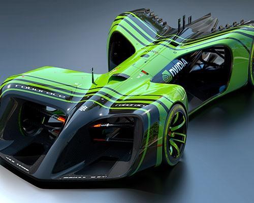 世上首輛無人賽車將由 NVIDIA 技術驅動