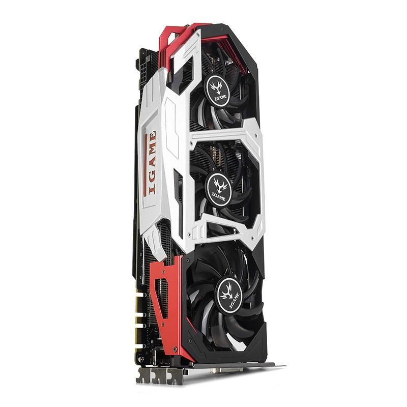 Colorful七彩虹推出GTX 980Ti iGame KUDAN,自帶水泵空水冷一體式設計,且能外接DIY水冷