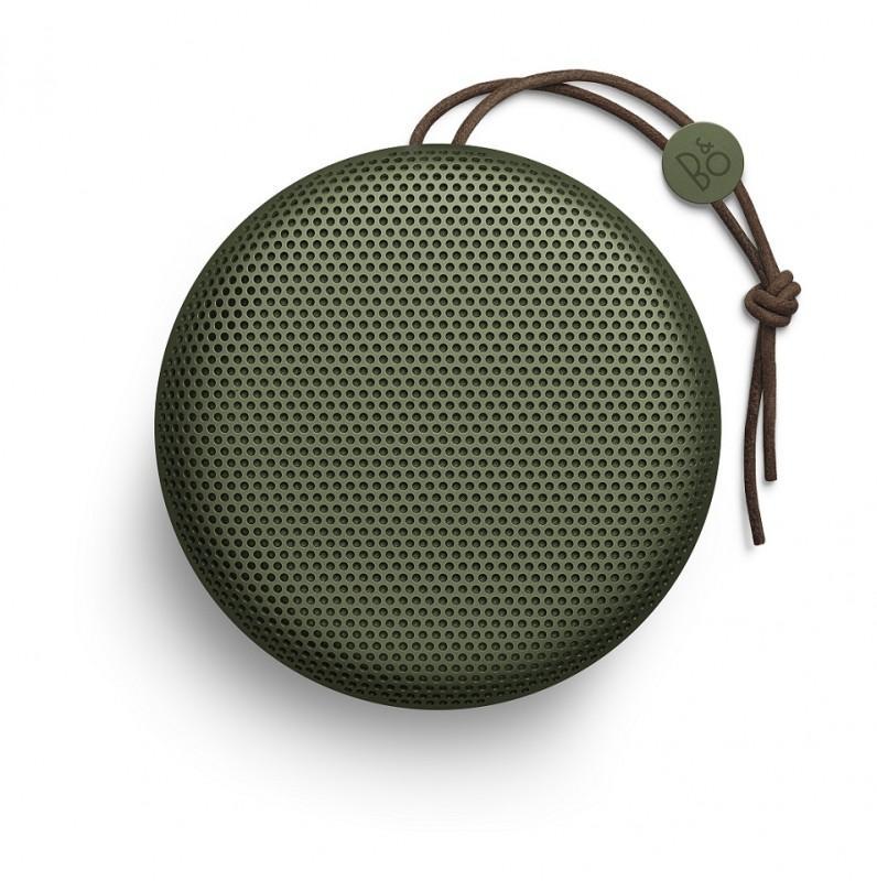 音響界的掌中珍寶—B&O PLAY正式推出可攜式BeoPlay A1藍牙喇叭