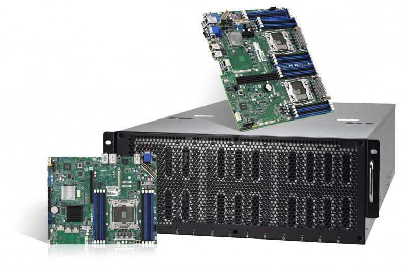 TYAN發佈伺服器及應用主板支援Intel® Xeon®處理器E5-2600 v4系列