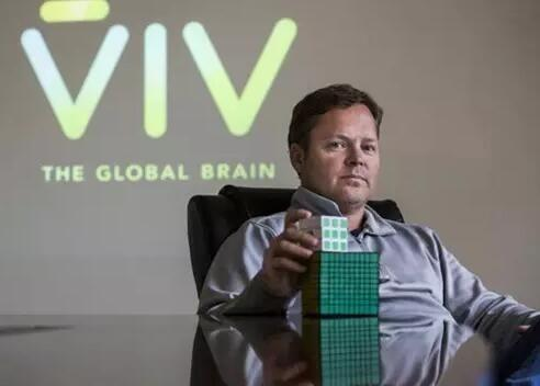 "Siri之父下週推全新語音助手 VIV號稱""全球大腦"""