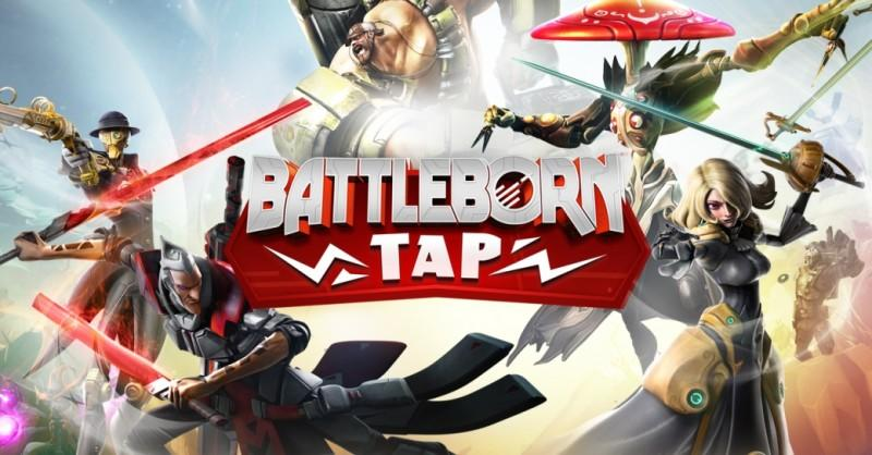 Battleborn為戰而生Tap現已在行動裝置上推出