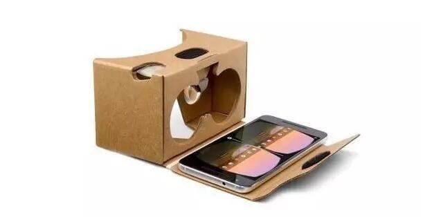 谷歌Cardboard即日起正式開始拓展國際市場
