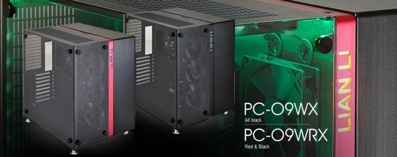 Lian Li聯力PC-O9機殼推出,熱源分流設計,強化散熱,搭配燈條更炫麗