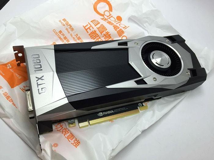 疑似GTX 1060公版顯示卡曝光:這造型比1080還帥!