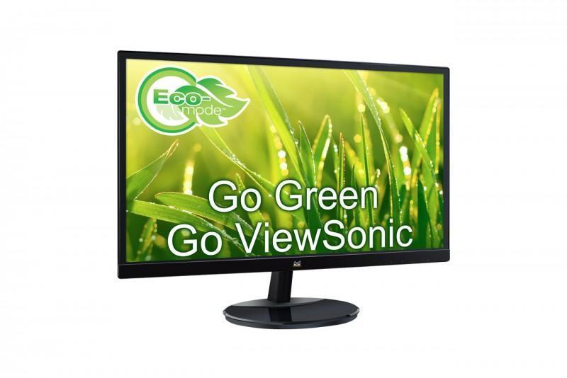 ViewSonic SuperClear® 超廣角節能護眼 VA59 系列顯示器  再也不怕惡視力!