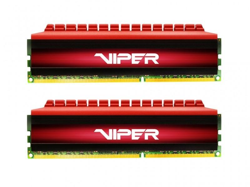 Patriot製DDR4「Viper 4/Elite」3,733MHz記憶體套裝登場