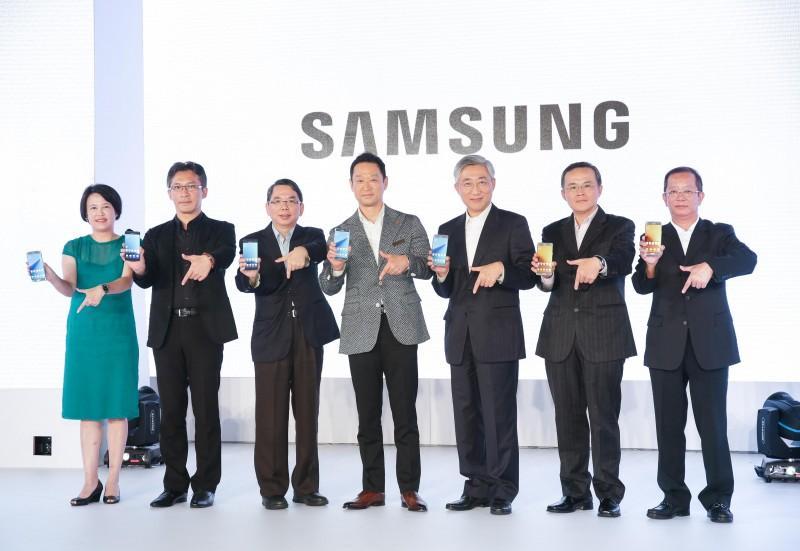 三星Galaxy Note7預購秒殺 火力全開 24小時內限量20,000台搶購一空