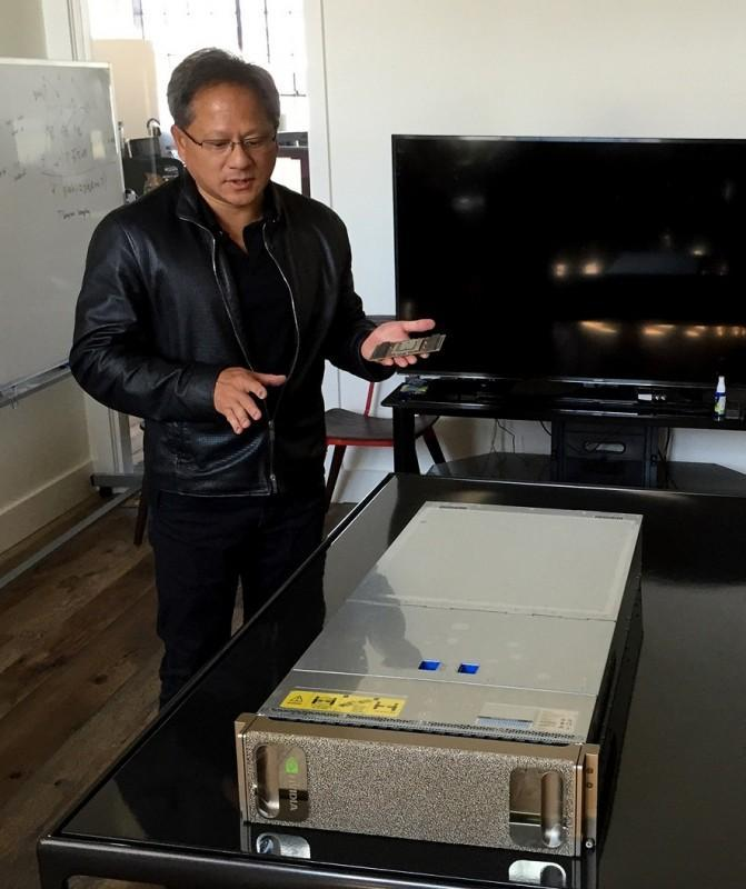 NVIDIA 供應全球首款AI專用超級電腦系統於OpenAI