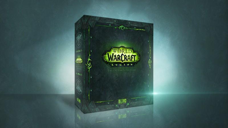 魔獸世界:軍臨天下上市倒數 軍團入侵事件獎勵限時入手