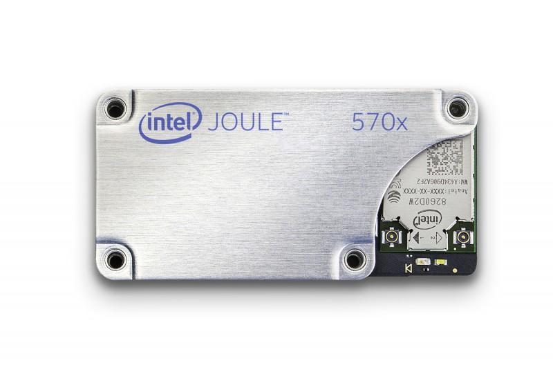 運用Intel Joule  實現物聯網設計理念與成功創業