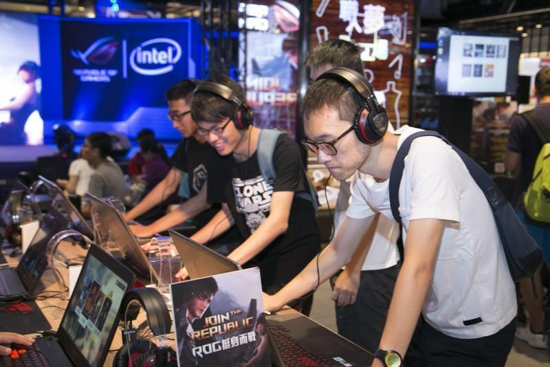 華碩ROG挺身而戰總決賽結果揭曉—Taiwan Z力克勁敵勇奪冠軍  將代表台灣出征亞太區聯賽