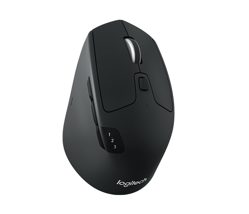 Logitech 羅技 M720 TRIATHLON滑鼠推出,一顆滑鼠搞定三台電腦