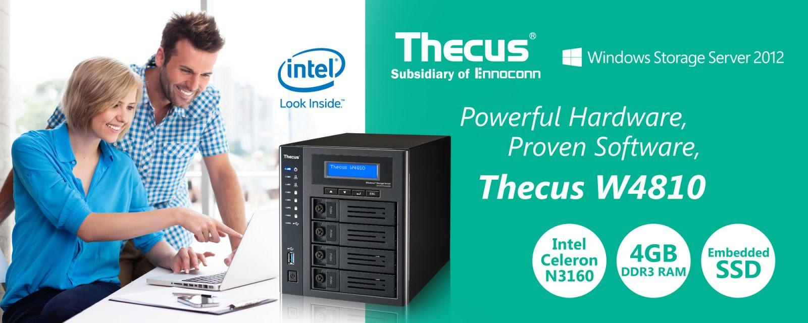 Thecus旗下微軟NAS家族系列推出全新4 Bays NAS W4810 - XFastest - unnamed.jpg