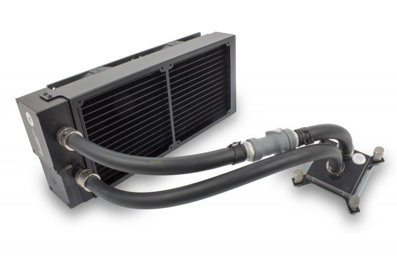 EKWB推出EK-XLC Predator 140 and EK-XLC Predator 280一體式水冷散熱器