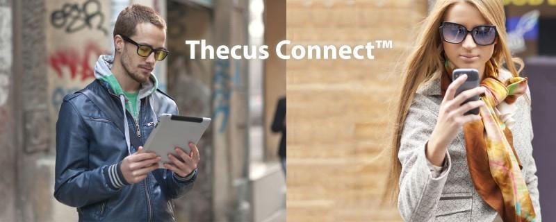 Thecus推出最新系統監控APP - Thecus Connect