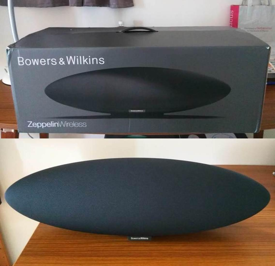 ✌T客邦好聲音鑑賞會✌Bowers & Wilkins Zeppelin Wireless 最終5強試用報告登場! - XFastest - 1