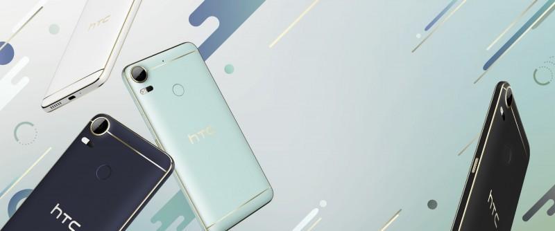 HTC 正式推出Desire 10 pro 和Desire 10 lifestyle智慧型手機