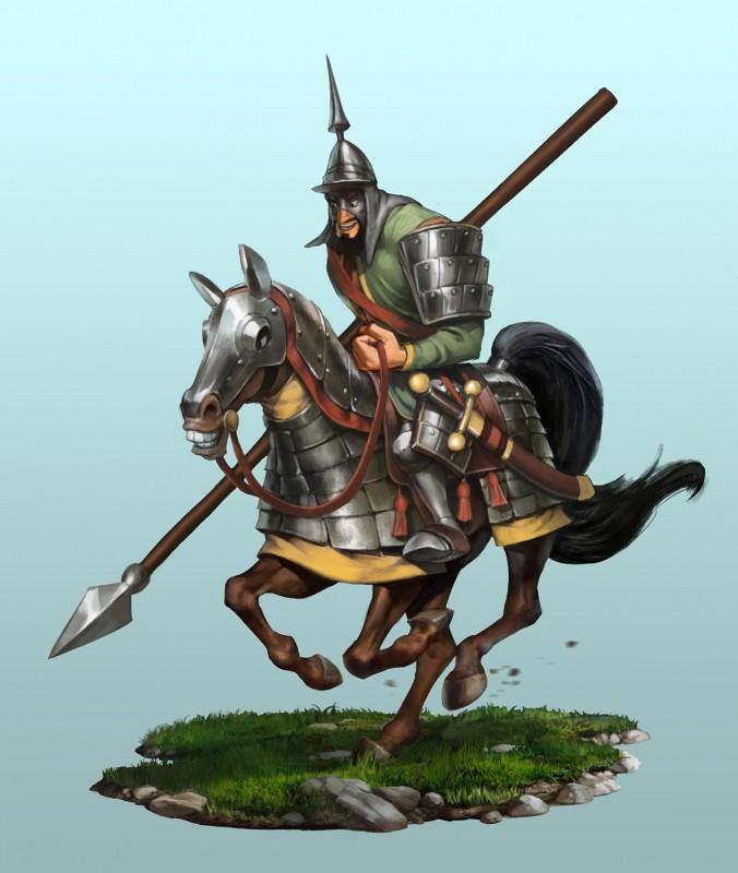席德·梅爾的文明帝國VI裡由薩拉丁擔任阿拉伯領袖