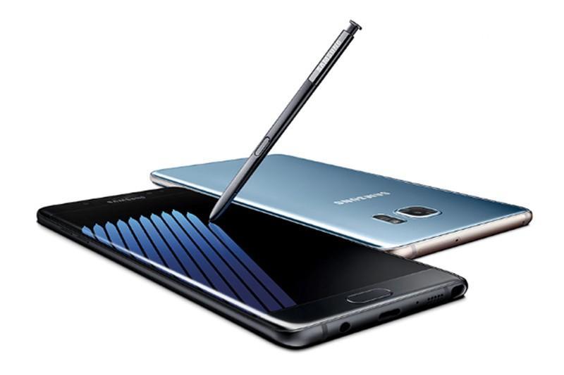 新版三星Note 7今日開賣!韓國用戶依然喜愛
