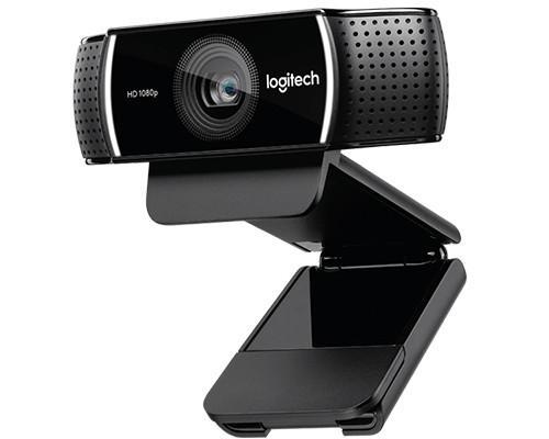 Logitech 推出 C922 Pro Stream 網路攝影機, 內建去背與 720p@60fps