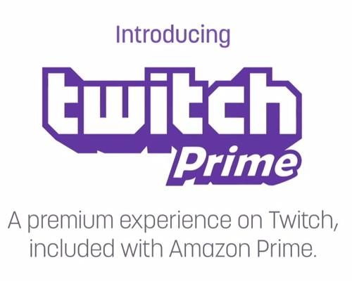 TwitchCon 宣布將推出 Twitch Prime 計畫
