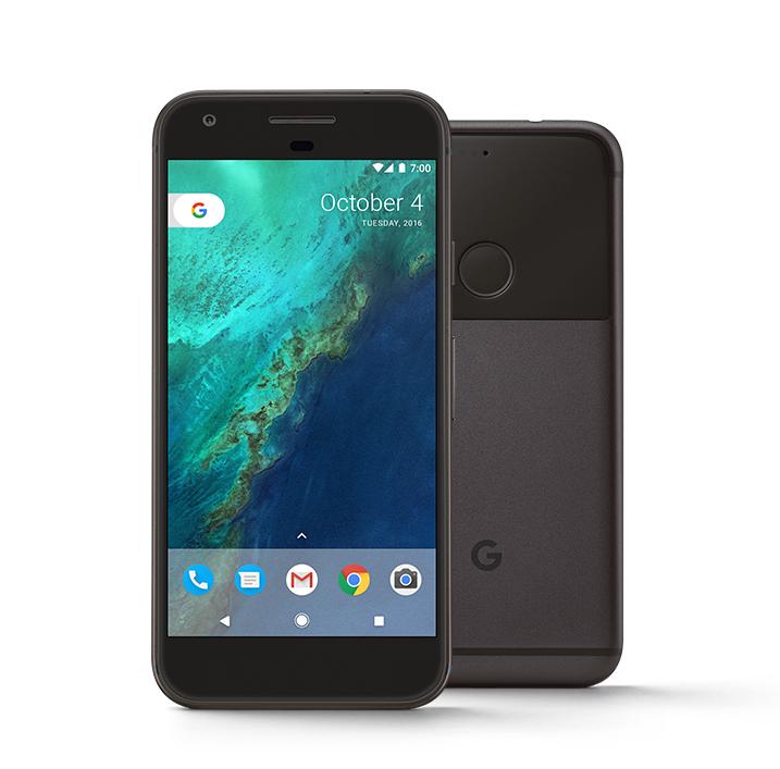 Gooele正式推出Pixel和Pixel XL智慧型手機