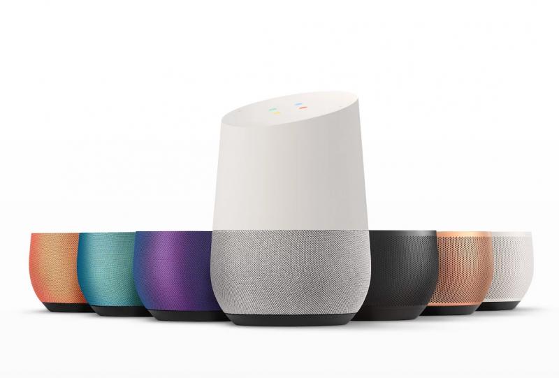 Google發表會除了手機還有智慧型喇叭Google Home