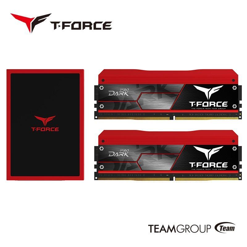 十銓科技T-FORCE系列來勢洶洶  釋放最強效能 再造電競新典範