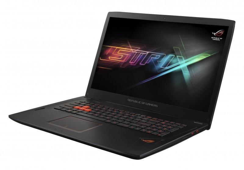 華碩推出ROG STRIX GL702電競筆電  再現地表「潮 ‧ 速」時尚!