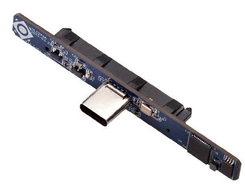 VIA 推出首款 USB 3.1 type C - SATA 橋接器, 並有著 USB-IF 認證