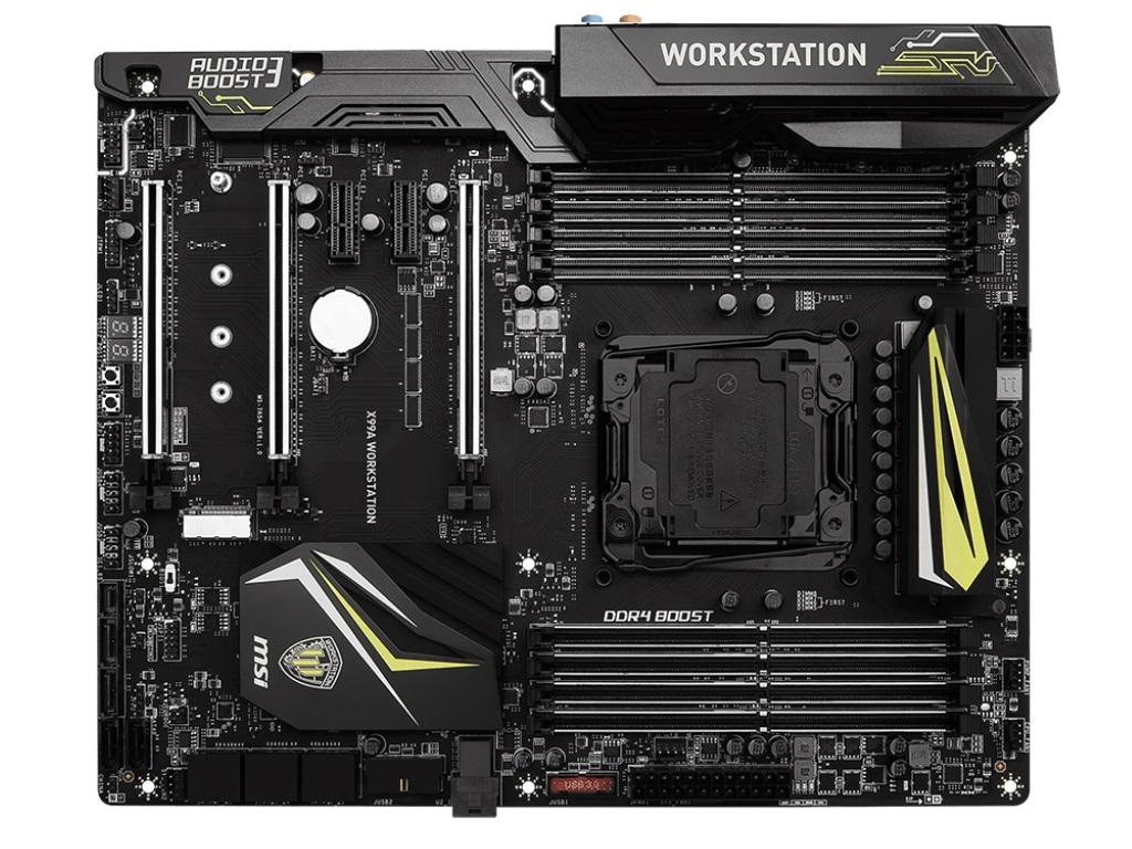 MSI推出NVIDIA Quadro認証取得LGA2011v3主機板,MSI「X99A WORKSTATION」 - XFastest - X99A_WORKSTATION_1024x768a.jpg