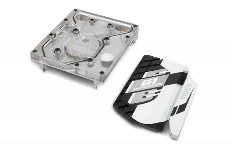 EK推出兩款技嘉X99主機板水冷頭,共有三張主機板可用