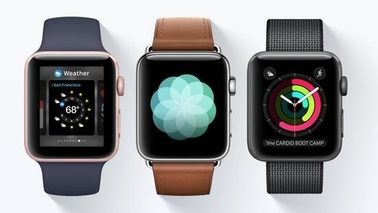 蘋果昨日向註冊開發者推送watchOS 3.1 beta 3 測試版,更新有利於改善電池壽命