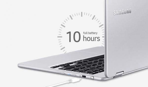 三星新Chromebook筆記本曝光:支援360度旋轉、配備觸控筆