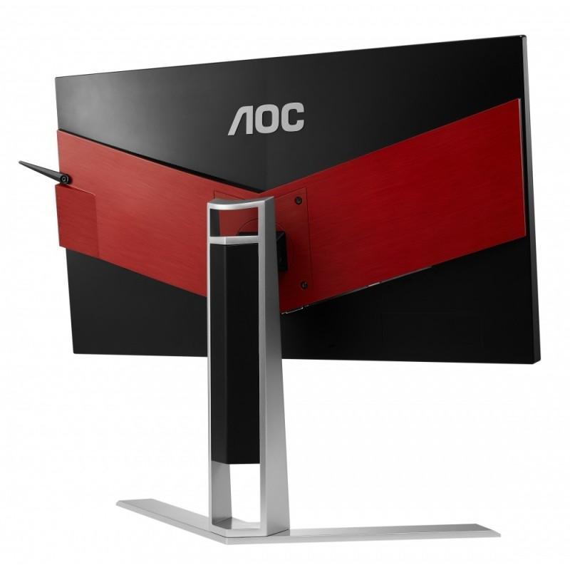 AOC AGON推出AG241QG和AG241QX螢幕,具備高刷新率,可達165Hz和144Hz