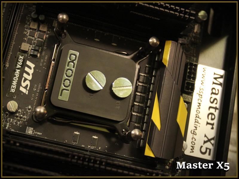 Master X5