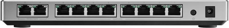 ASUS 將推出 XG-U2008 10GBE 交換器與 ROG 10GBE PCIe 網路卡