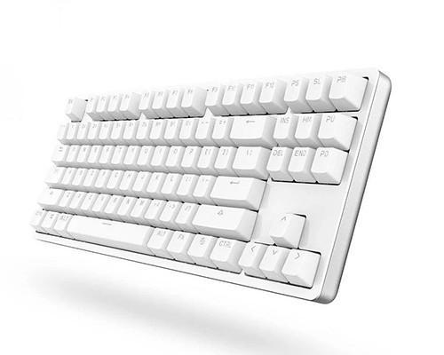 小米悅米機械鍵盤人民幣299元, 目前正在集資中...