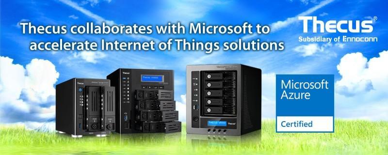 樺賦科技與微軟合作加速提供物聯網方案