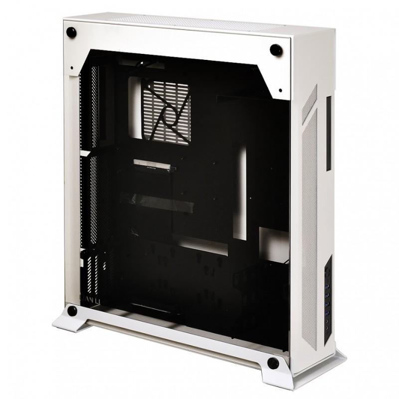 Lian Li 聯力 O系列機殼推出白色版本