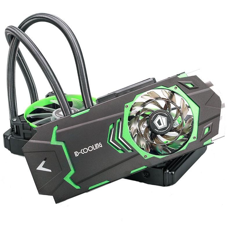 ID-COOLING ICEKIMO 240VGA一體式水冷散熱,能相容多款GPU