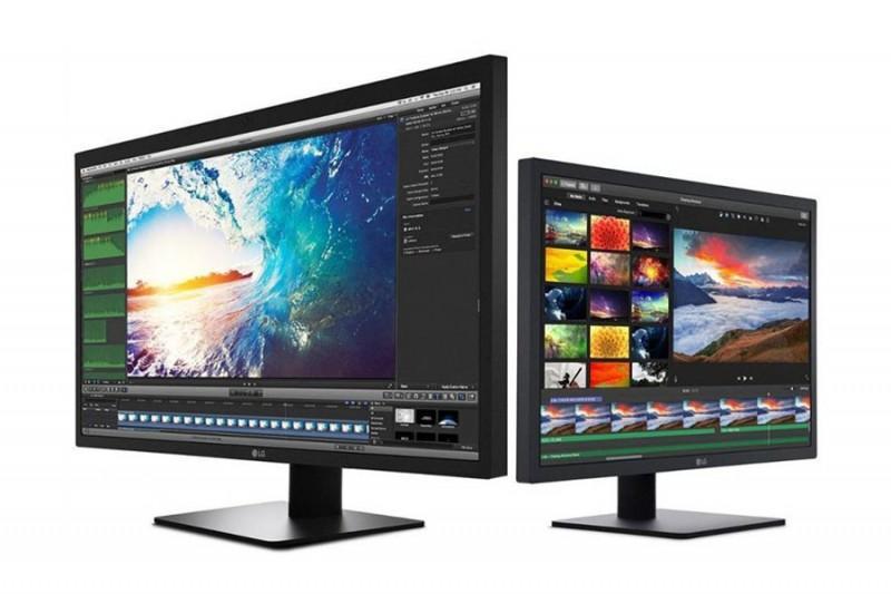 專為MacBook定制,LG發佈兩款4K、5K顯示器