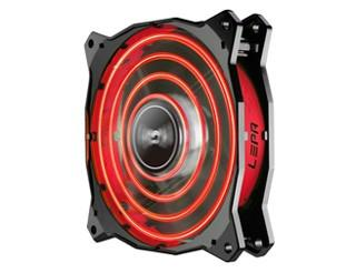 LEPA 推出4環形效果CHOPPER ADVANCE LED風扇,動態效果達30種,綠、藍、紅和白任你選